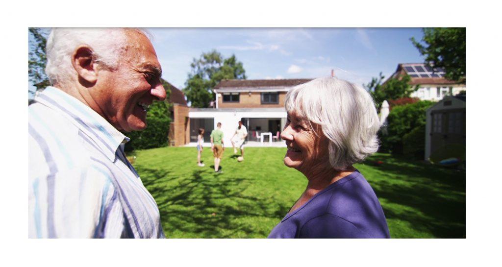 Ihre Immobilie im Alter