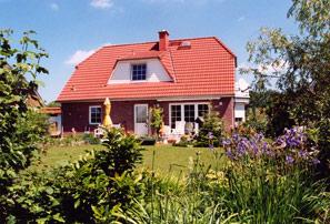 Einfamilienhaus in Kritzmow mit Terrasse und Garten